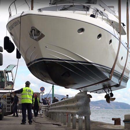 Trasporto Yacht