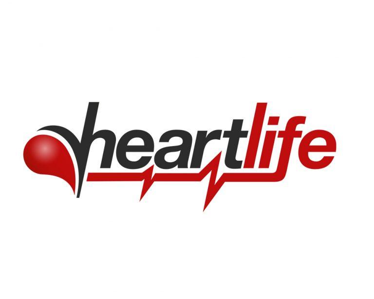 Logo Heart Life
